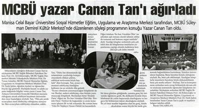 CANAN TAN MEDYA - 2312
